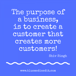Shiv Singh Entrepreneur customers who create more customers